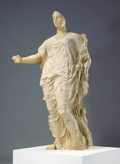 Cult Statue of a Goddess (Aphrodite)
