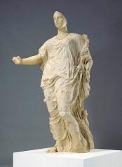 Cult Statue of a Goddess (Aphrodite)