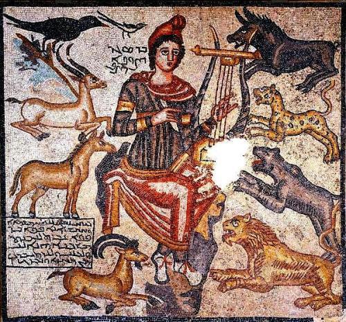 Orpheus Mosaic