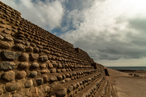 Bandurria Pyramids