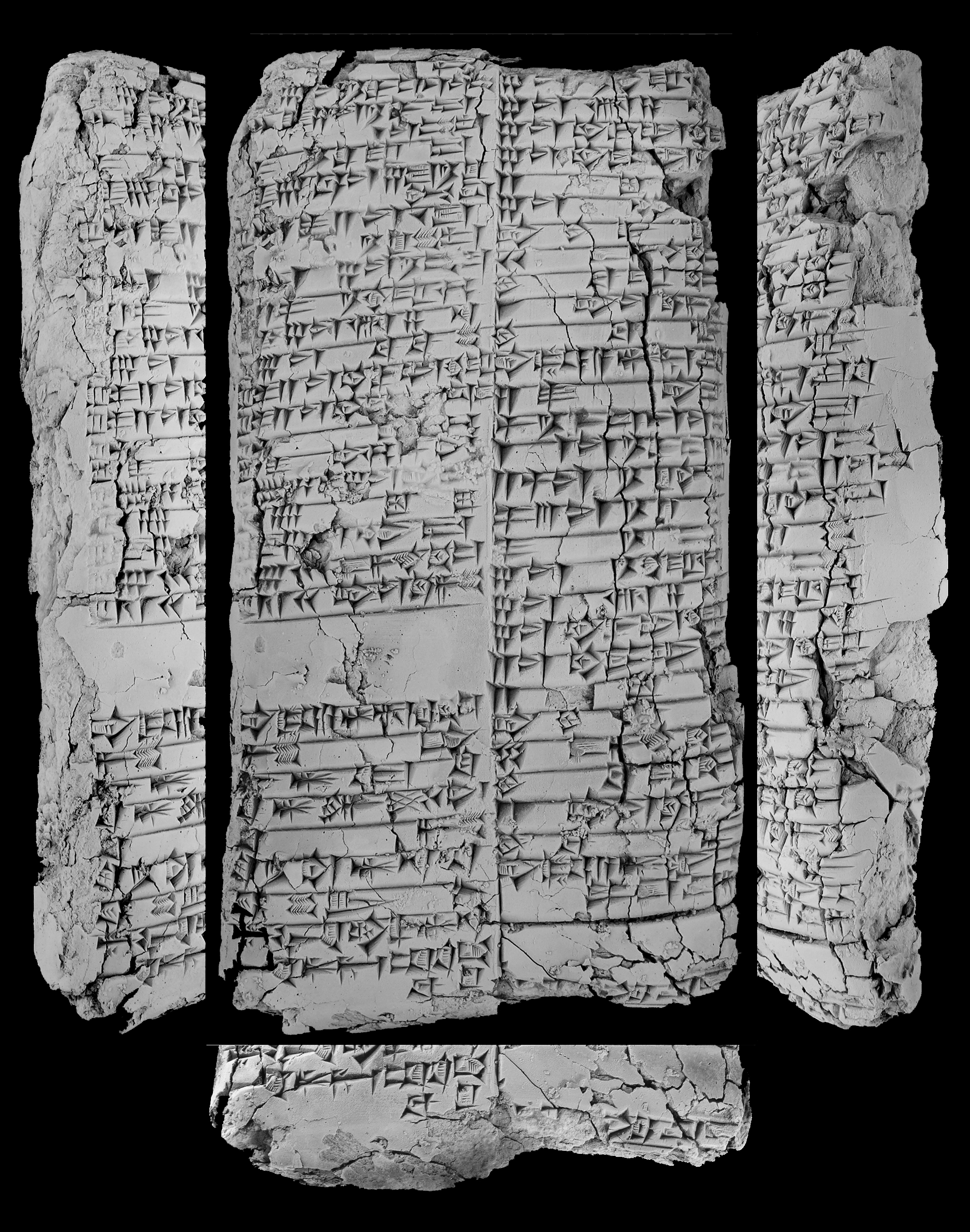 Cuneiform tablets chasing aphrodite the rosen connection cornell will return 10000 cuneiform tablets to iraq publicscrutiny Choice Image