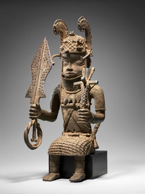 Benin altar figure
