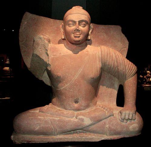 ACM seated buddha