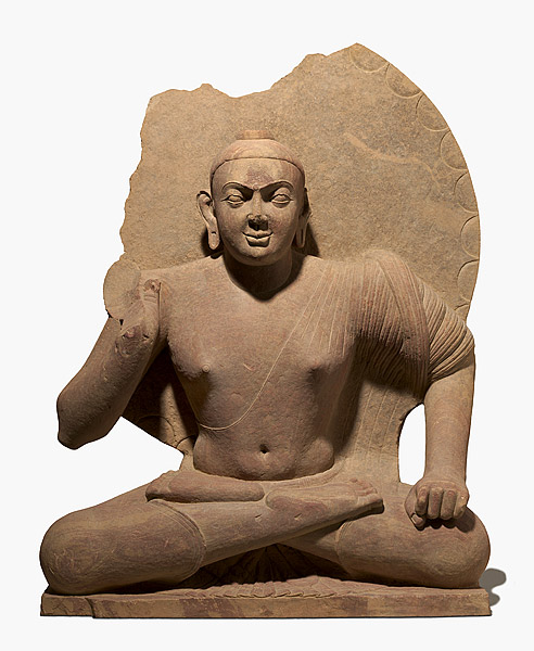 NGA Seated Buddha