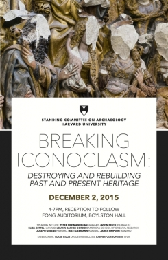 Breaking Iconoclasm